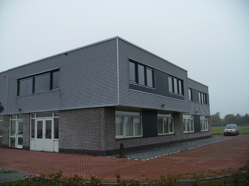 Kantoorruimte huren Wieringerwerf, Westrak 80A, begane grond