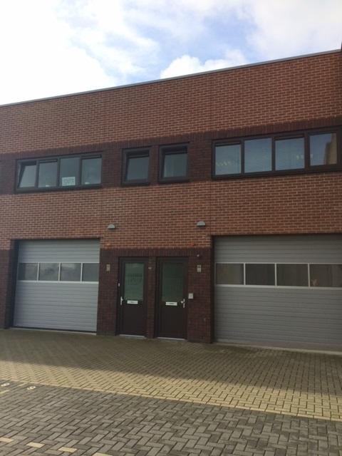 Bedrijfs- en kantoorruimte te huur, Alkmaar, Salomonstraat 6 begane grond en 1ste etage