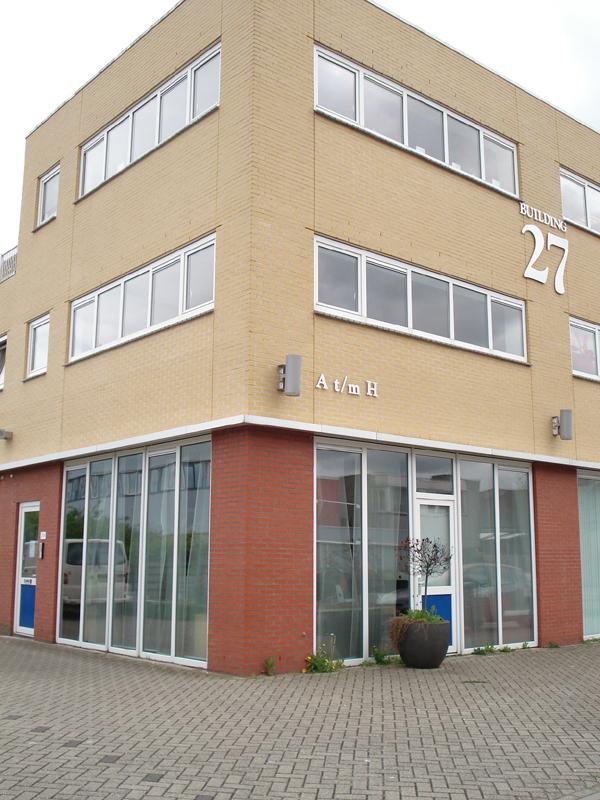 Kantoorruimte Huren, Alkmaar, Kamerlingh Onnesstraat 27A 2e etage met dakterras