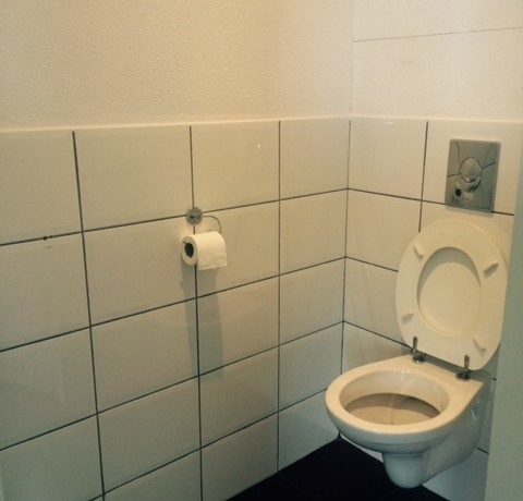 Waarland toilet verdieping