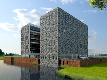 Kantoorcomplex Heerhugowaard - PNO Projectontwikkeling