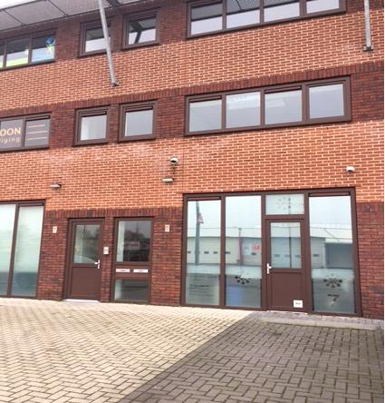 Kantoorruimte Huren, Alkmaar Herculesstraat 7, 2e etage met dakterras!