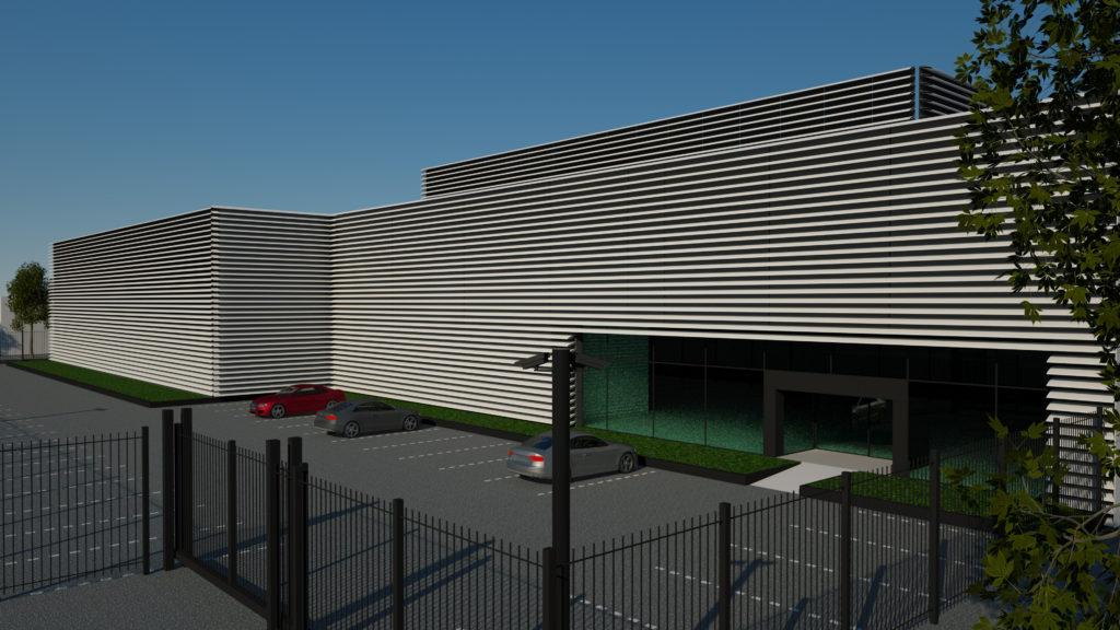 PNO Projectontwikkeling - Datacenter in Amsterdam
