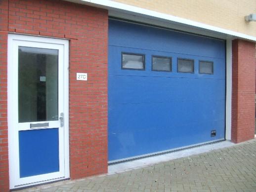 Bedrijfs- en kantoorruimte huren, Alkmaar Kamerlingh Onnesstraat 27C