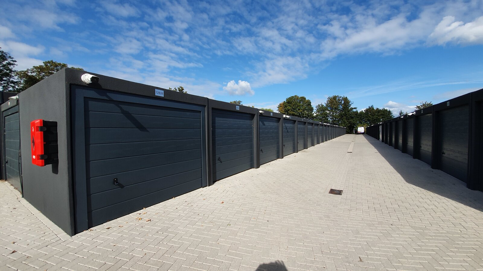 Garagebox in Schagen, Industrieterrein De Lus